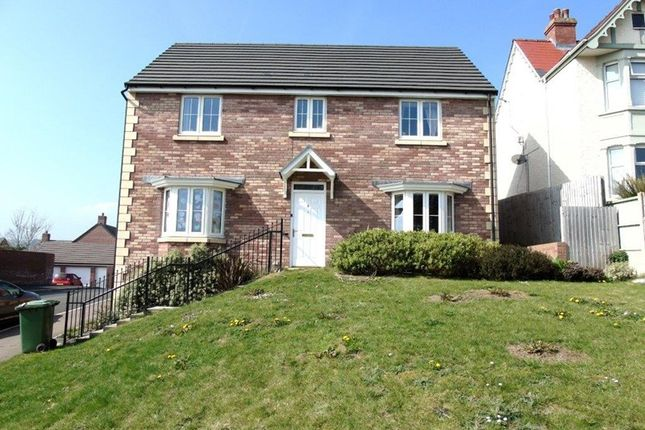Thumbnail Detached house for sale in Meadow Rise, Lydney, Gloucestershire