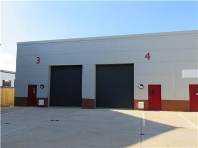 Thumbnail Light industrial to let in Units 3 & 4, Vanbrugh Quarter, Windrush Industrial Park, Witney, Oxfordshire