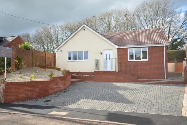 Thumbnail Detached bungalow for sale in Hillyhead, Rockwell Green, Wellington