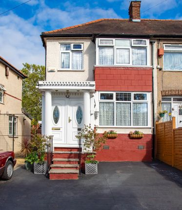 3 bed end terrace house for sale in Westbury Avenue, Southall UB1