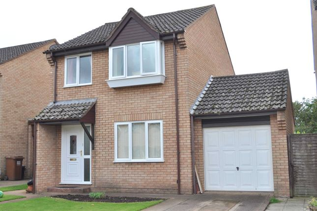 Thumbnail Detached house to rent in Culm Lea, Cullompton, Devon