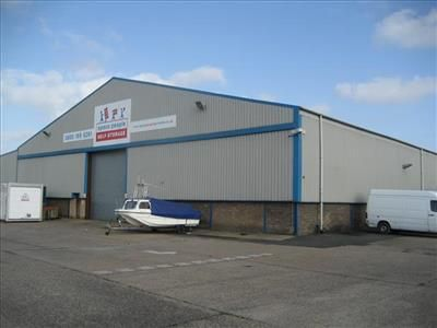 Thumbnail Light industrial to let in Former Karting World Premises, Estate Road No 1, South Humberside Industrial Estate, Grimsby, North East Lincolnshire