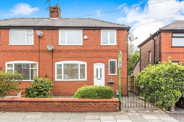 Thumbnail Semi-detached house to rent in Manor Road, Swinton, Manchester