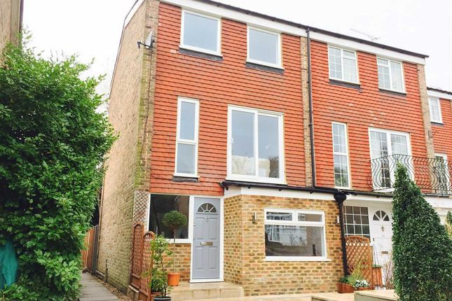 Thumbnail End terrace house for sale in Acacia Close, Stanmore, Stanmore