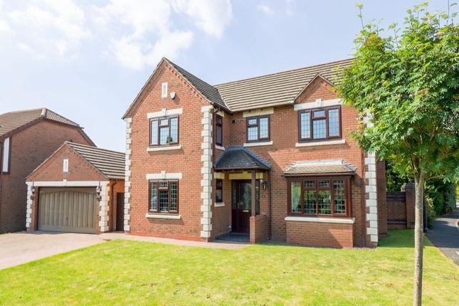 Thumbnail Detached house for sale in Bredon Close, Little Sutton, Ellesmere Port