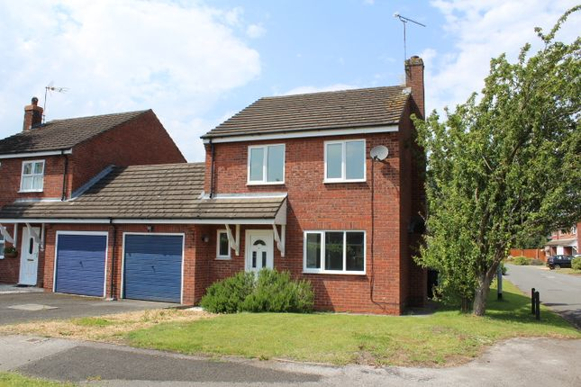 Semi-detached house to rent in Woolston Drive, Hough, Crewe, Cheshire