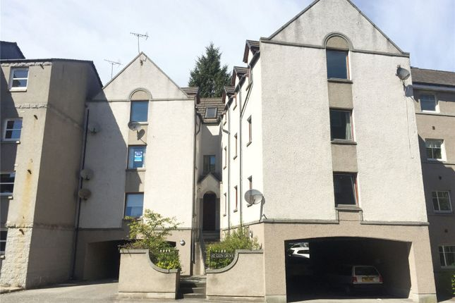 Thumbnail Flat to rent in 42d Glen Grove, Union Glen, Aberdeen