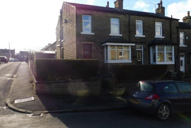Thumbnail End terrace house to rent in Lister Street, Moldgreen, Huddersfield
