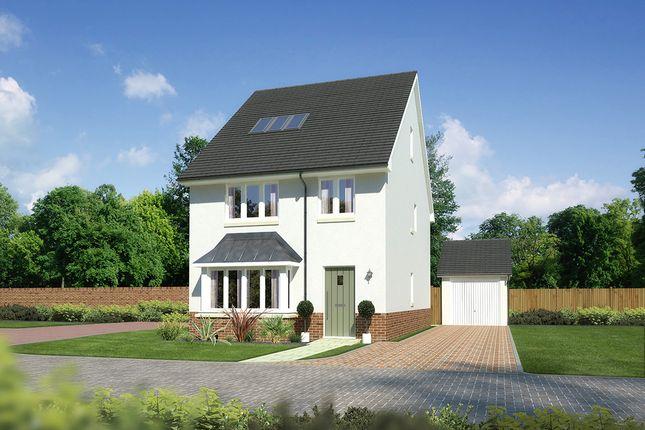"Thumbnail Detached house for sale in ""Kellingside"" at Drum Farm Lane, Bo'ness"