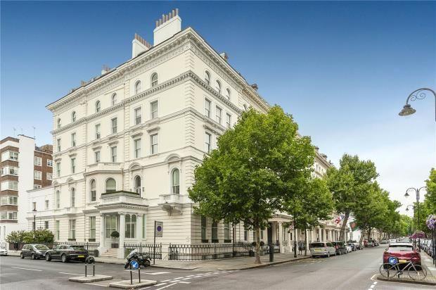 Thumbnail Flat for sale in Queen's Gate, South Kensington, London