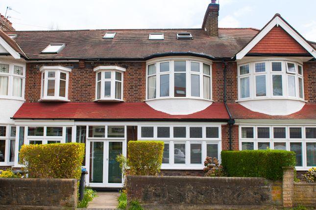 Thumbnail Terraced house for sale in Cheyne Walk, Grange Park