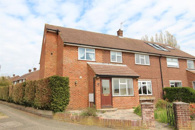 5 bed semi-detached house for sale in Bulls Lane, North Mymms, Hatfield AL9