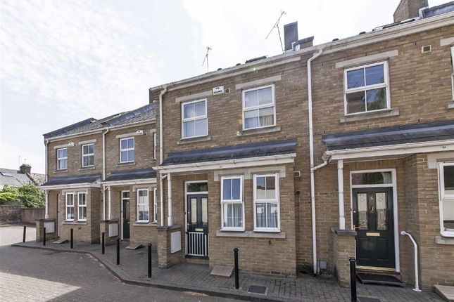 Thumbnail Property to rent in Carver Close, London