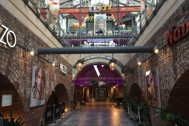 Restaurant/cafe to let in The Vaults, Market Place Shopping Centre, Bolton