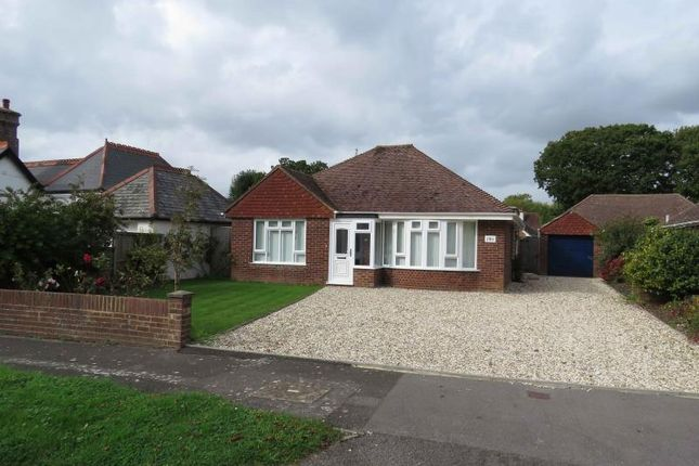 Thumbnail Detached bungalow for sale in Park Road, Hayling Island