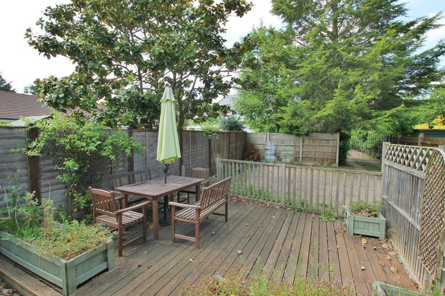 Private Garden of Rydens Road, Walton-On-Thames KT12