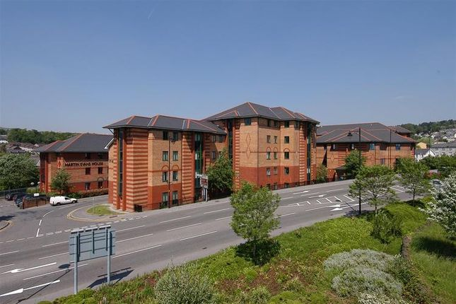 Thumbnail Office to let in Ty Keir Hardie, Riverside Court, Avenue De Clichy, Abermorlais, Merthyr Tydfil