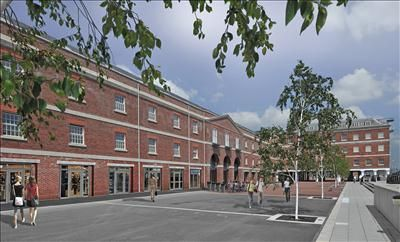 Thumbnail Retail premises to let in Unit 1 The Waterfront, Royal Clarence Marina, Portsmouth Harbour, Gosport, Hampshire