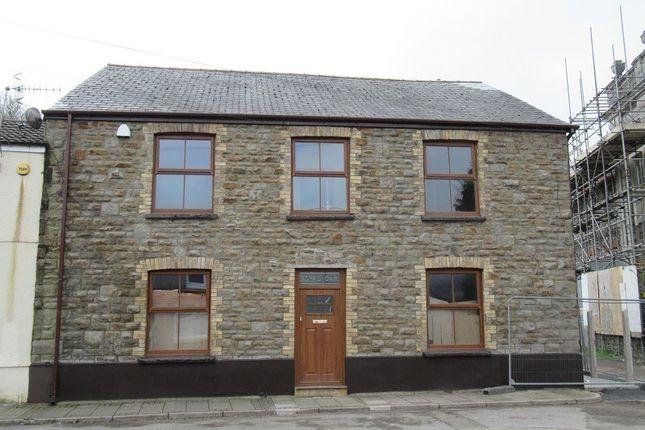 Thumbnail End terrace house for sale in Bethania Street, Maesteg, Mid Glamorgan.