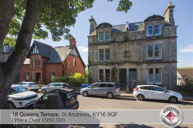 Thumbnail Semi-detached house for sale in 18, Queens Terrace, St Andrews