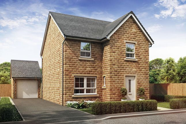 """Thumbnail Detached house for sale in """"Kingsley"""" at Thorpe Green Drive, Golcar, Huddersfield"""