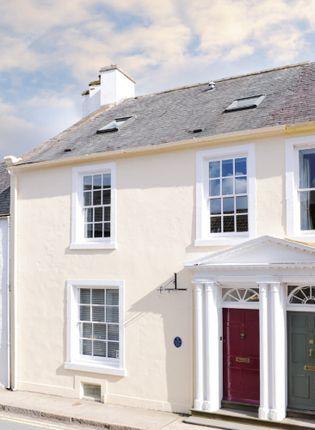 Thumbnail Town house for sale in High Street, Kirkcudbright