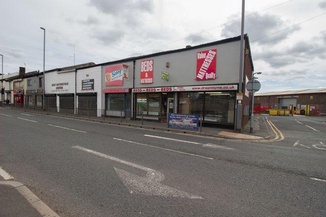 Thumbnail Retail premises for sale in Bolton Road, Bury