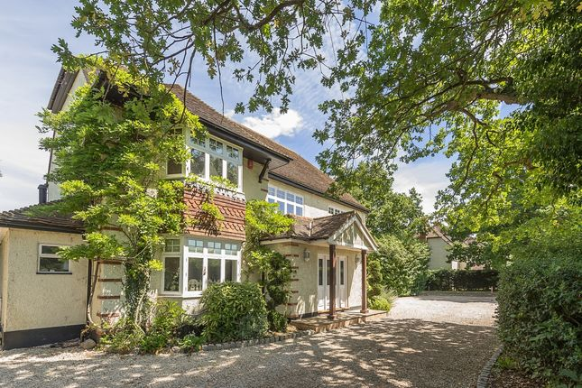 Thumbnail Detached house to rent in Woodlands, Strande Lane, Cookham, Maidenhead, Berkshire