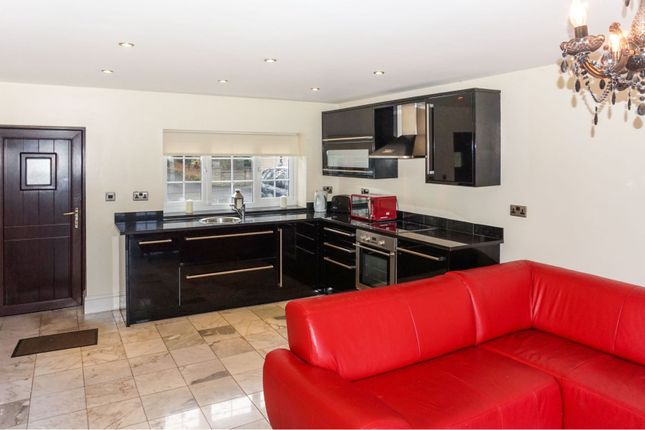 Annexe Kitchen of Oxton Hill, Southwell NG25