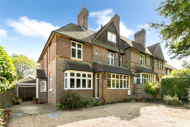 Thumbnail Semi-detached house for sale in Park Road, Watford, Hertfordshire