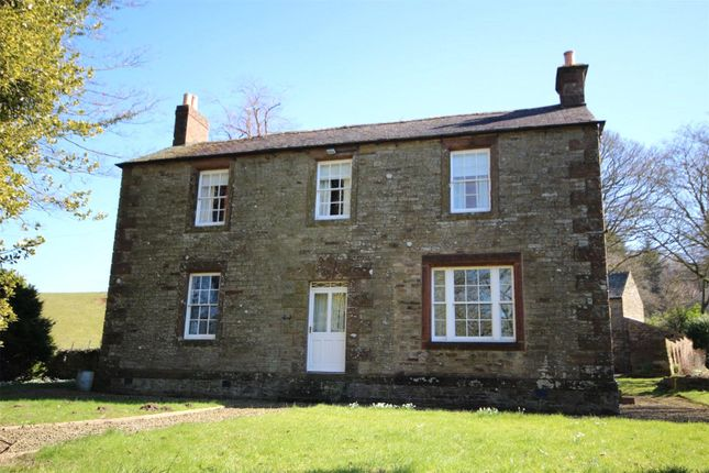 Thumbnail Detached house for sale in Williamgill House, Hallbankgate, Brampton, Cumbria