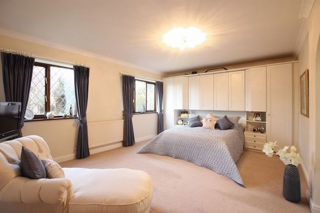 Bedroom One of Oldfield Gardens, Lower Heswall, Wirral CH60