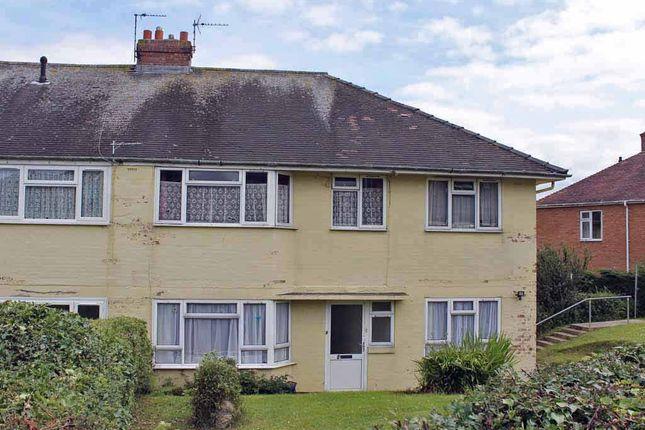 Thumbnail Flat to rent in 2 Heol Y Wern, Penparcau, Aberystwyth