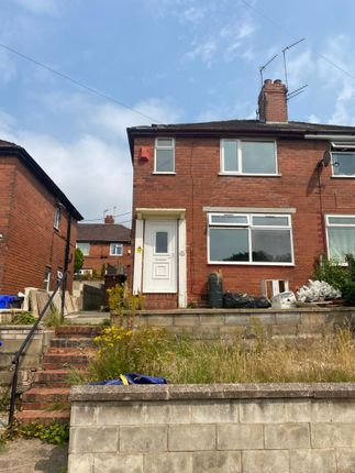 Thumbnail Semi-detached house to rent in Barnfield Road, Stoke-On-Trent