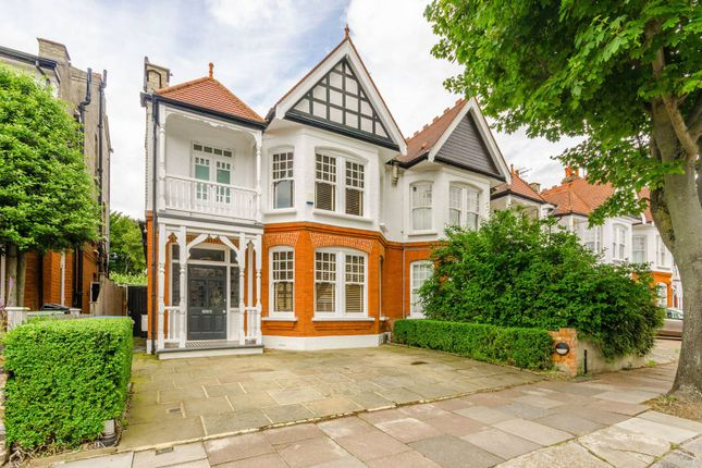 Thumbnail Property for sale in Selborne Road, Southgate