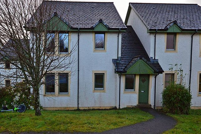 Thumbnail Flat for sale in 7 Riverside Court, Tobermory, Isle Of Mull