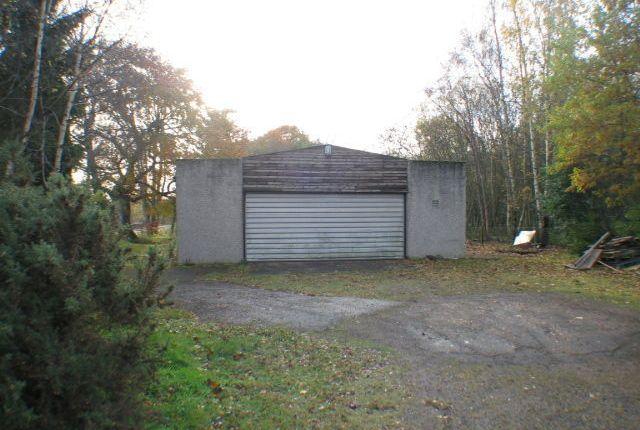 Thumbnail Land for sale in Craigo, Montrose