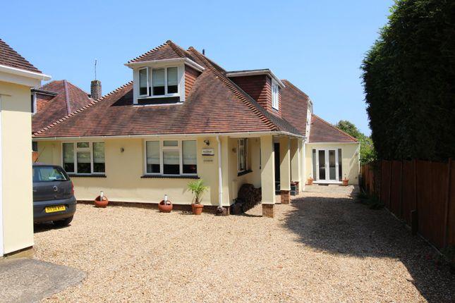 Thumbnail Detached house for sale in Reservoir Lane, Hedge End, Southampton