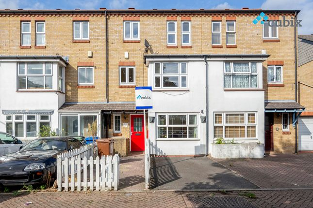 Thumbnail Town house to rent in Keat Close, London