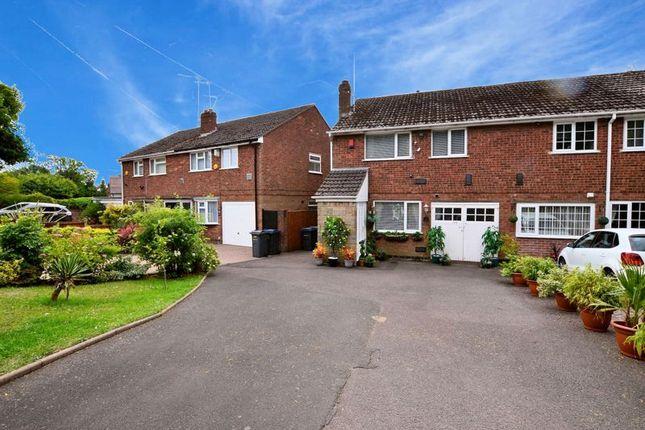 Thumbnail End terrace house for sale in Ridgacre Road, Quinton, Birmingham