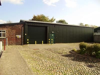 Thumbnail Warehouse to let in Bucklow Hill Lane, Mere, Knutsford