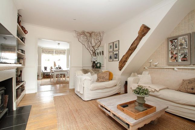 Thumbnail Terraced house for sale in Warwick Road, Whitstable