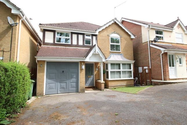 Thumbnail Detached house for sale in Rattigan Gardens, Whiteley, Fareham