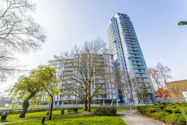 Thumbnail Flat for sale in Distillery Tower, 1 Mill Lane, London