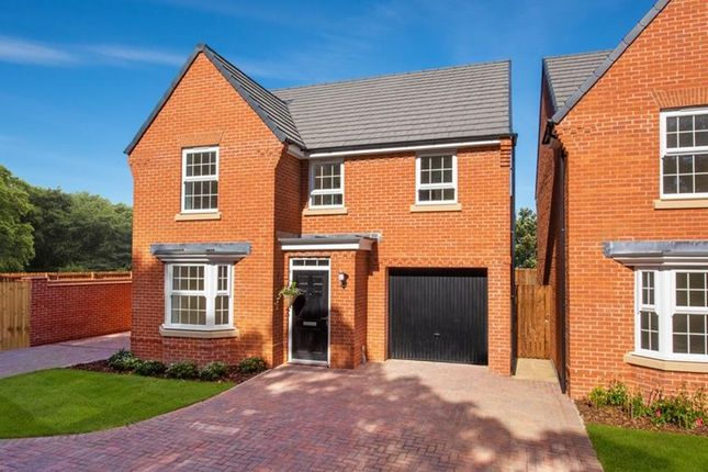 "Thumbnail Detached house for sale in ""Millford"" at Lindhurst Lane, Mansfield"