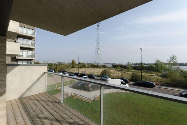 Thumbnail Flat to rent in Magellan Boulevard, Gallions Reach