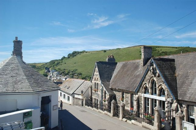 Thumbnail Flat to rent in Fore Street, Port Isaac