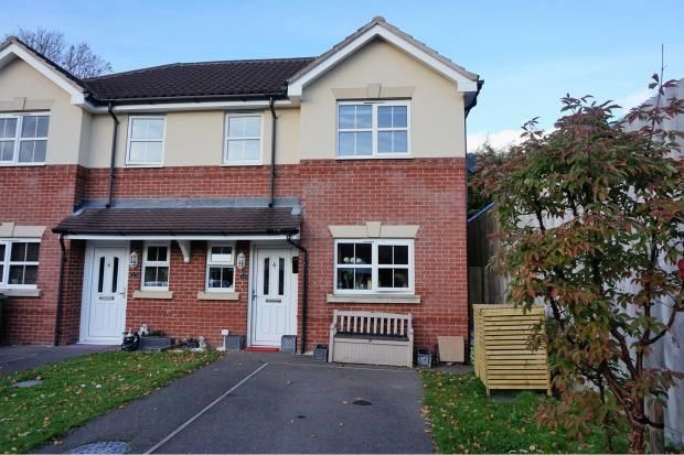 Thumbnail Semi-detached house to rent in Regency Place, Fareham