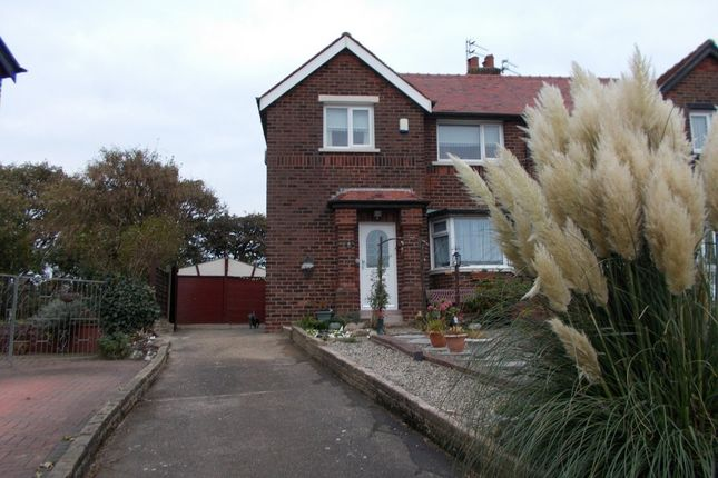 Thumbnail Semi-detached house for sale in Bailey Court, Blackpool