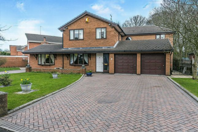 Thumbnail Detached house for sale in Coachmans Drive, West Derby, Liverpool